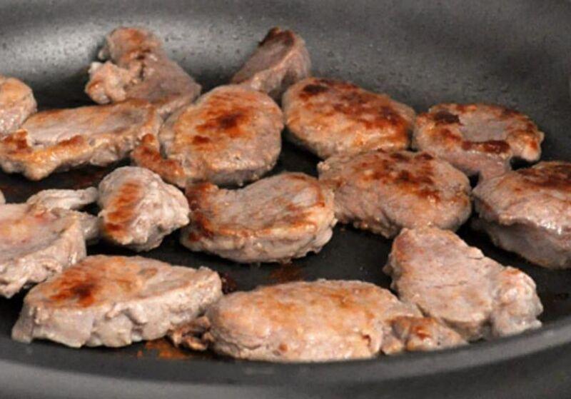 Свинина на сковороде: 9 простых и вкусных рецептов этап 21