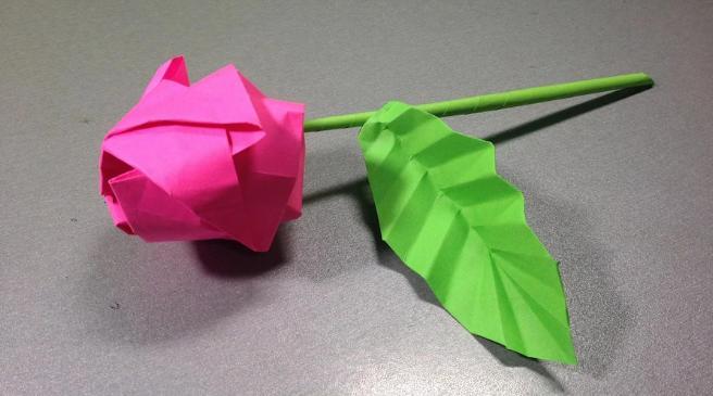 Цветы из бумаги — схемы и шаблоны для создания бумажных цветов этап 130