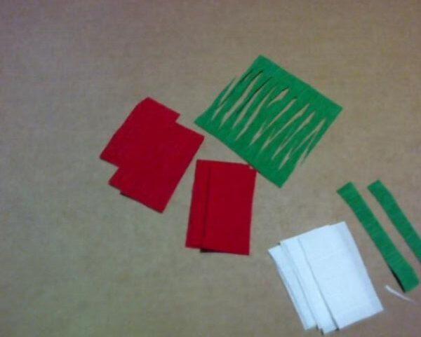 Цветы из бумаги — схемы и шаблоны для создания бумажных цветов этап 157