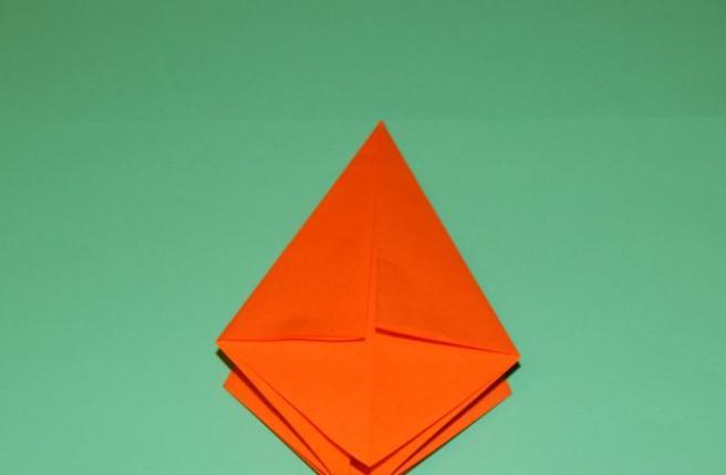 Цветы из бумаги — схемы и шаблоны для создания бумажных цветов этап 89