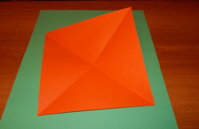Цветы из бумаги — схемы и шаблоны для создания бумажных цветов этап 80