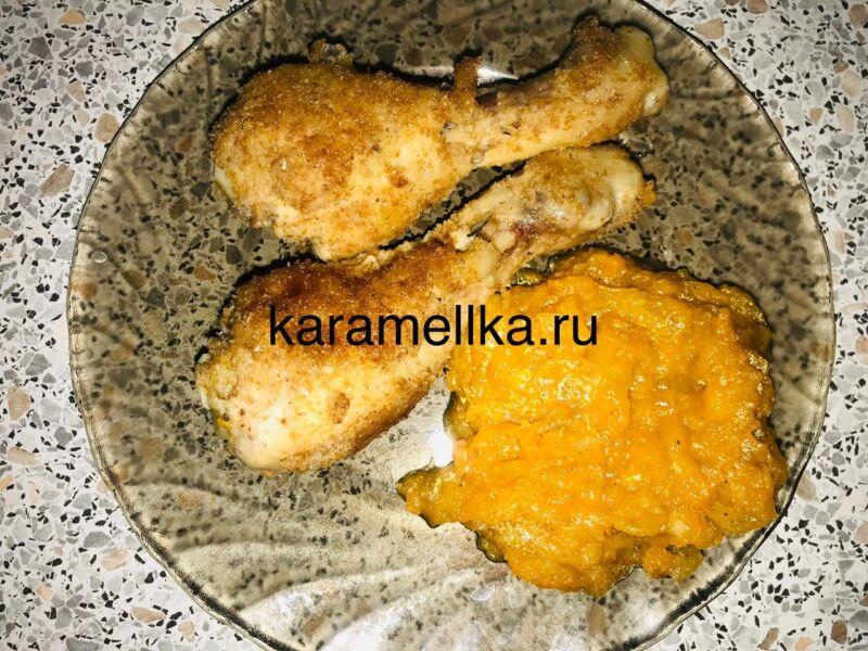 Как пожарить куриные ножки на сковороде? Рецепт куриных ножек с майонезом в хрустящей панировке этап 1