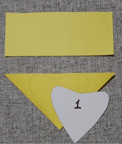 Цветы из бумаги — схемы и шаблоны для создания бумажных цветов этап 17