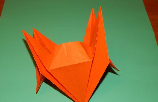 Цветы из бумаги — схемы и шаблоны для создания бумажных цветов этап 103