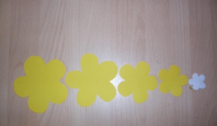 Цветы из бумаги — схемы и шаблоны для создания бумажных цветов этап 145