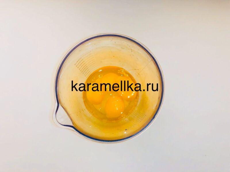 Кексы с бананом в силиконовых формочках (простой рецепт) этап 5