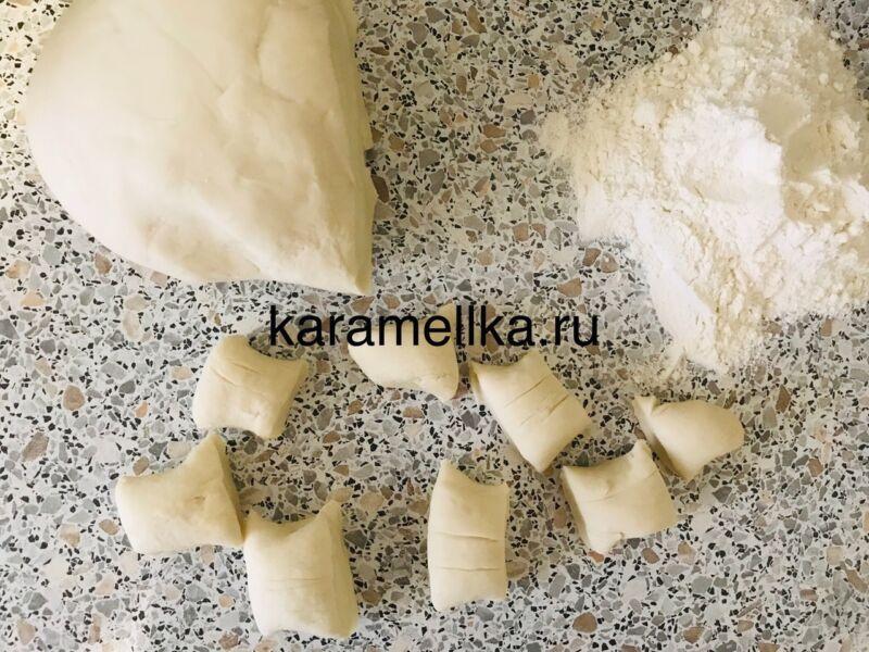 Вареники с картошкой — пошаговый рецепт этап 12