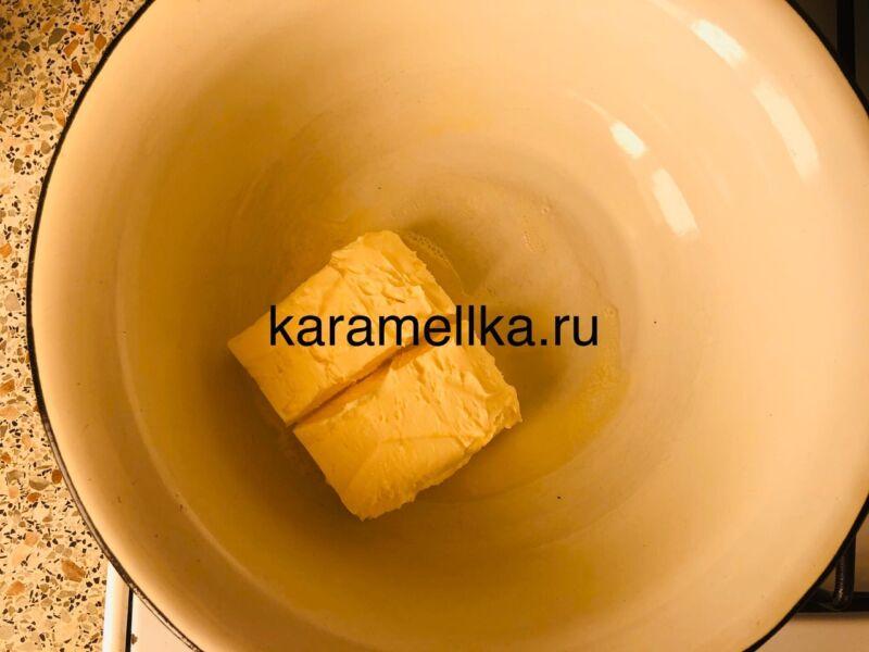 Кексы с бананом в силиконовых формочках (простой рецепт) этап 3