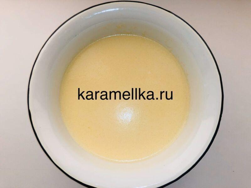 Кексы с бананом в силиконовых формочках (простой рецепт) этап 9
