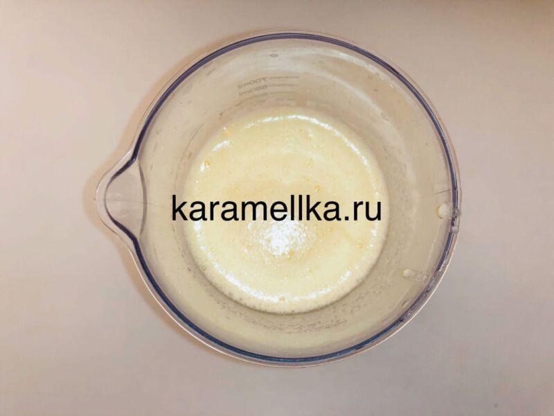 Кексы с бананом в силиконовых формочках (простой рецепт) этап 7