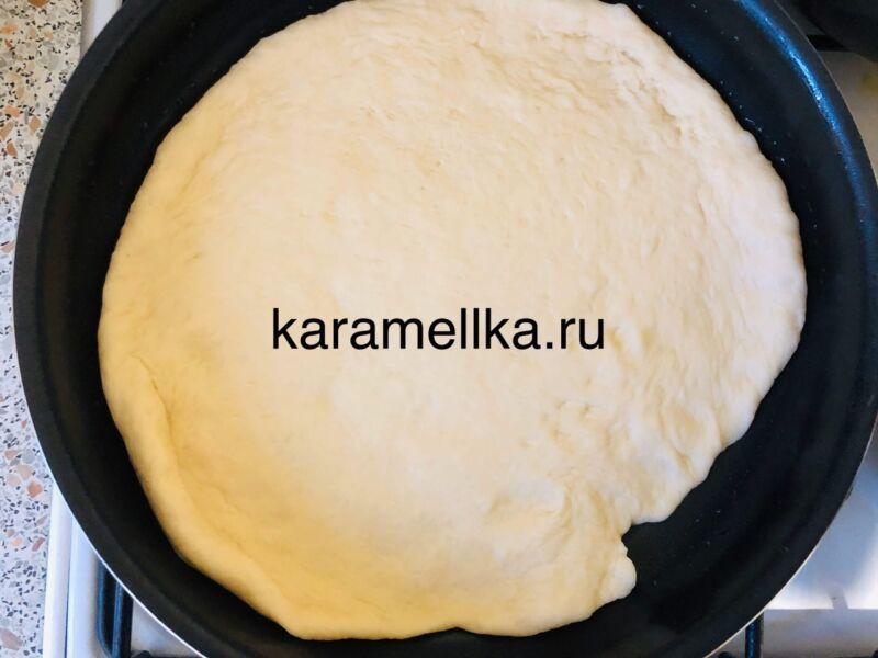 Картофельный пирог в духовке этап 14
