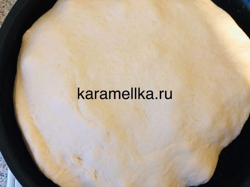 Картофельный пирог в духовке этап 17