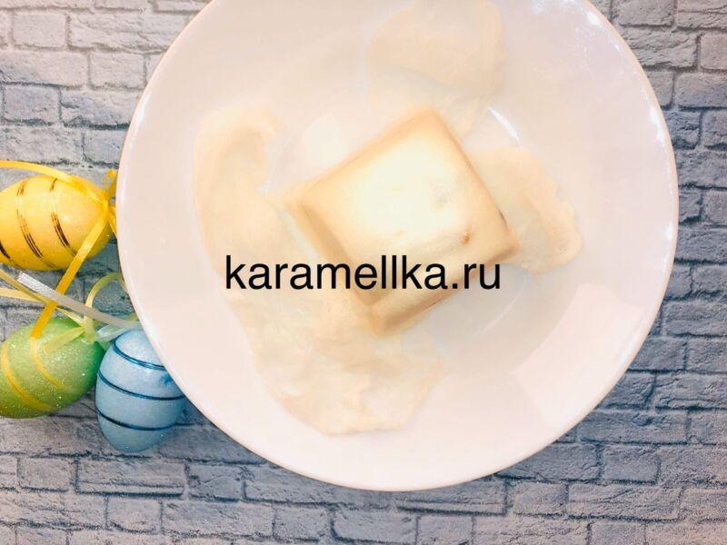 Творожная пасха без яиц — пошаговый рецепт этап 19