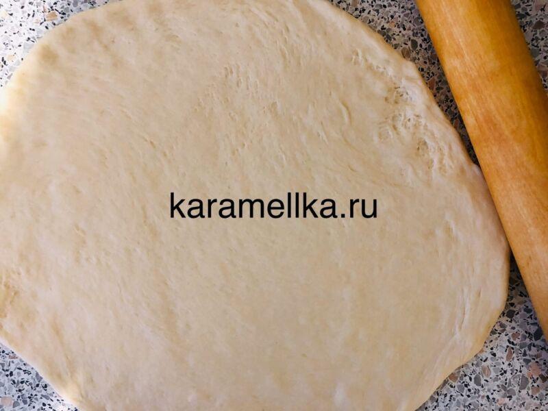 Картофельный пирог в духовке этап 13