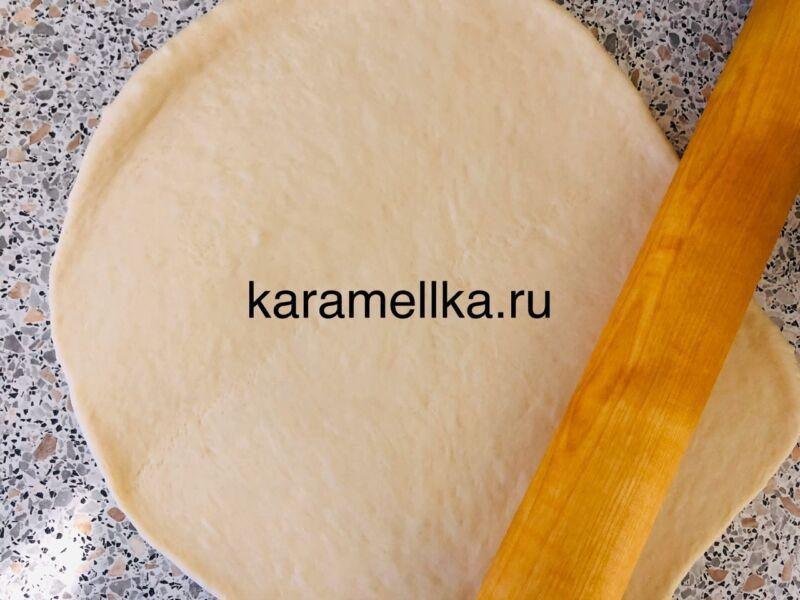 Картофельный пирог в духовке этап 16
