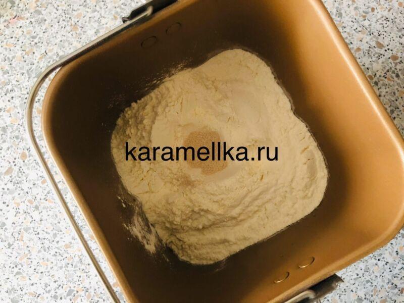 Картофельный пирог в духовке этап 5
