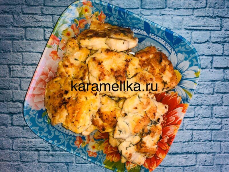 Рубленные котлеты из куриной грудки (сочные, мягкие и потрясающе вкусные)