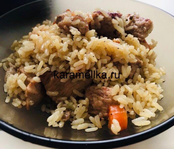 Как приготовить плов из свинины, чтобы рис был рассыпчатым