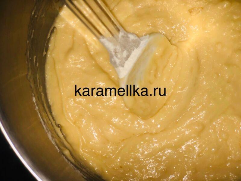 Пирог с яблоками в духовке — быстрый и вкусный рецепт этап 9