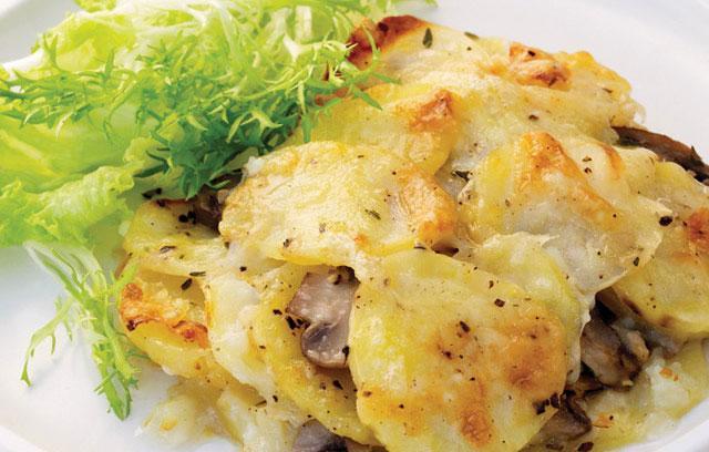 Картофель с мясом в духовке — простые и вкусные рецепты