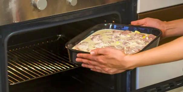 Картофель с мясом в духовке — простые и вкусные рецепты этап 32