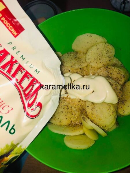 Картофель с мясом в духовке — простые и вкусные рецепты этап 6