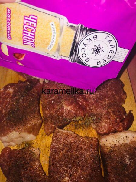 Картофель с мясом в духовке — простые и вкусные рецепты этап 10