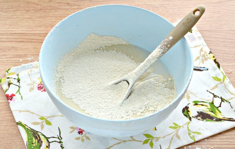 Дрожжевые блины на молоке с дырочками (4 рецепта) этап 12