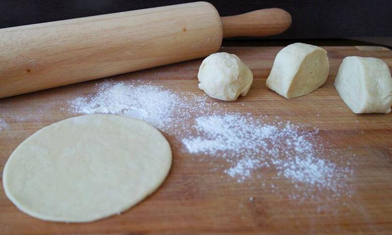 Хинкали: 5 рецептов приготовления в домашних условиях этап 32
