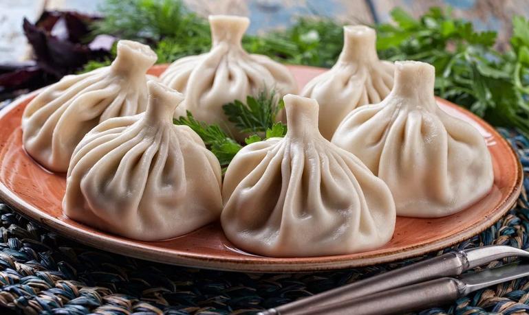 Хинкали: 5 рецептов приготовления в домашних условиях