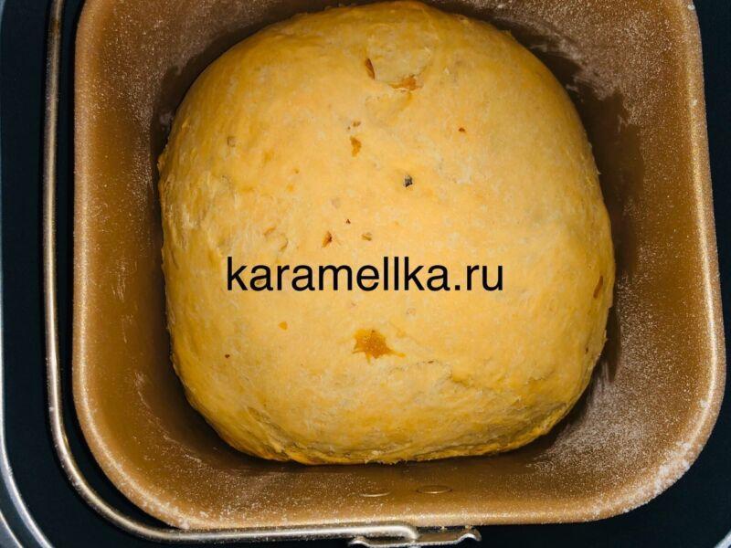 Кулич в хлебопечке — простые и вкусные рецепты этап 12