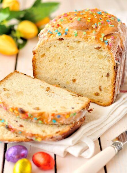 Кулич в хлебопечке — простые и вкусные рецепты этап 27