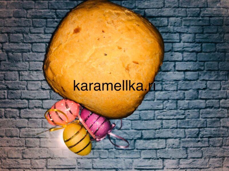 Кулич в хлебопечке — простые и вкусные рецепты этап 14