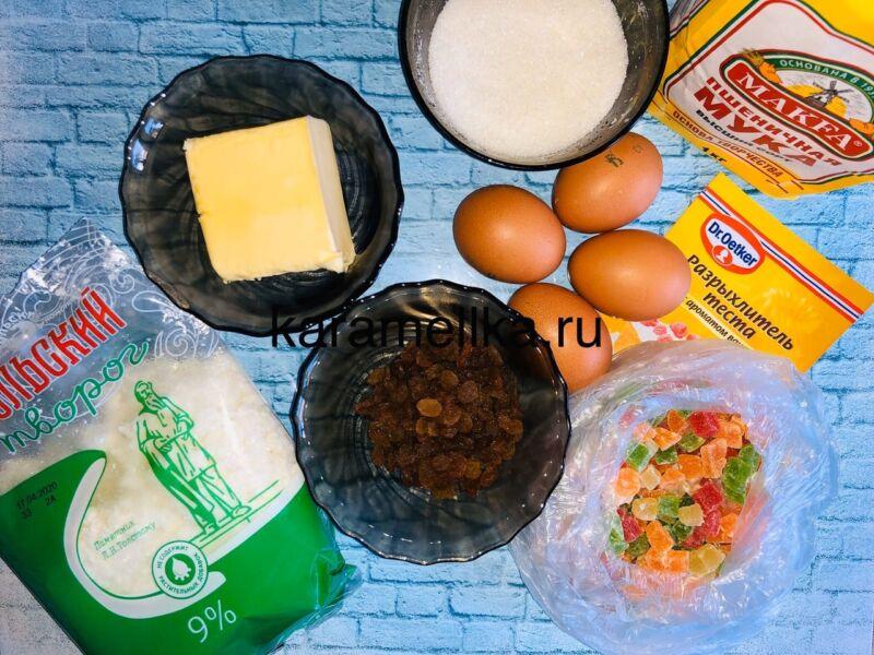 Творожный кулич на Пасху: 5 лучших рецептов пасхальных куличей этап 2