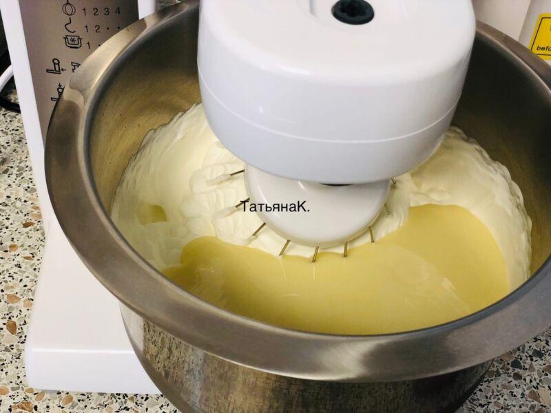 Домашнее мороженое из сливок по простому рецепту этап 5